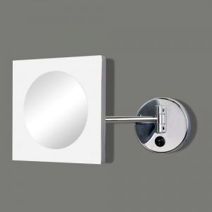 Beyaz 16/3253 Square Bath Mirror IP44 3W LED 4000K