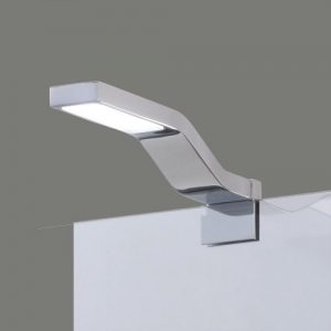Bimba 16/3309 1x3W LED IP44 4200K Chrome